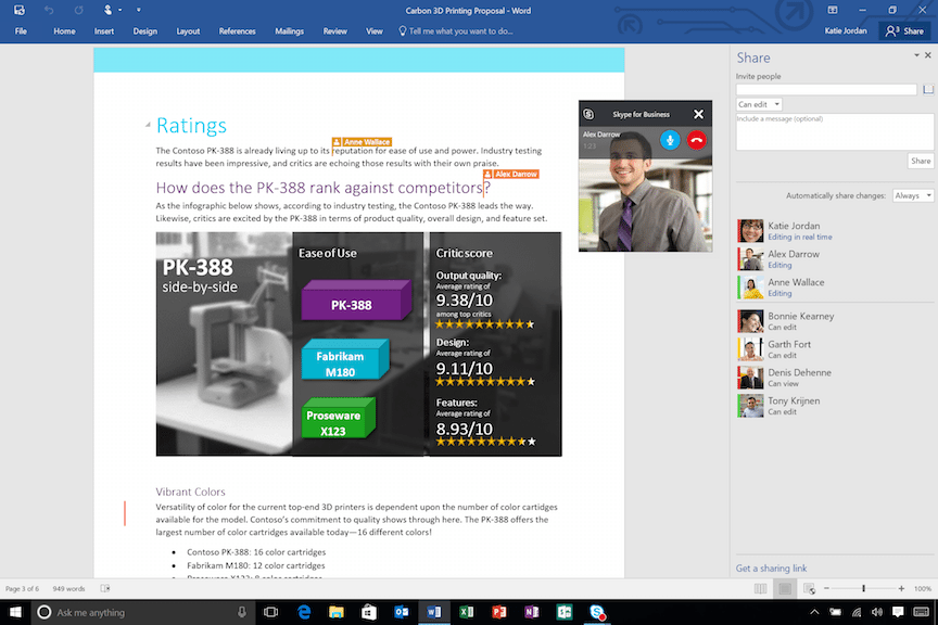 Office 2016 for Windows is now available for your productivity needs