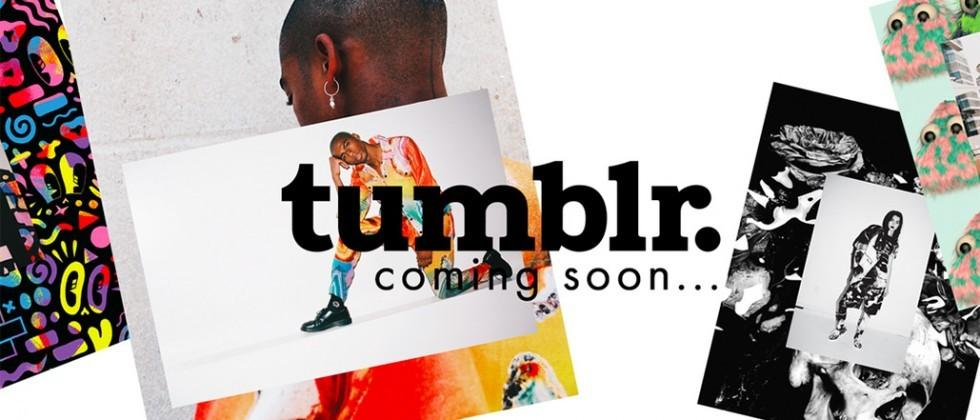 Tumblr now has its own fashion line