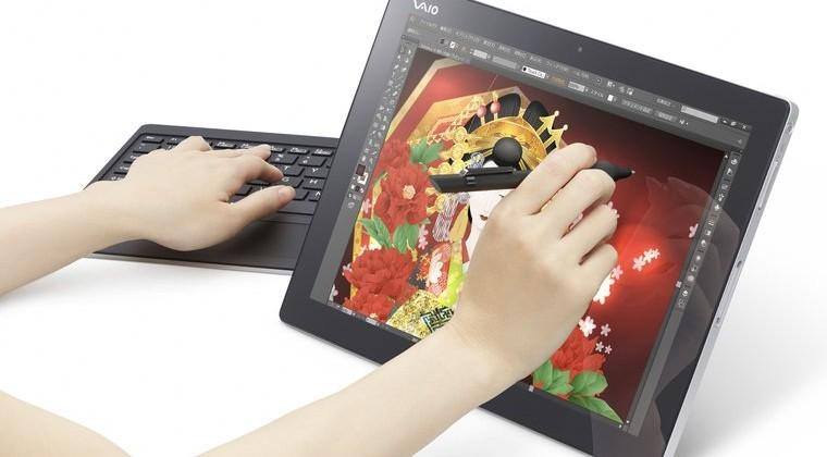 Vaio Z Canvas convertible laptop goes up for preorder