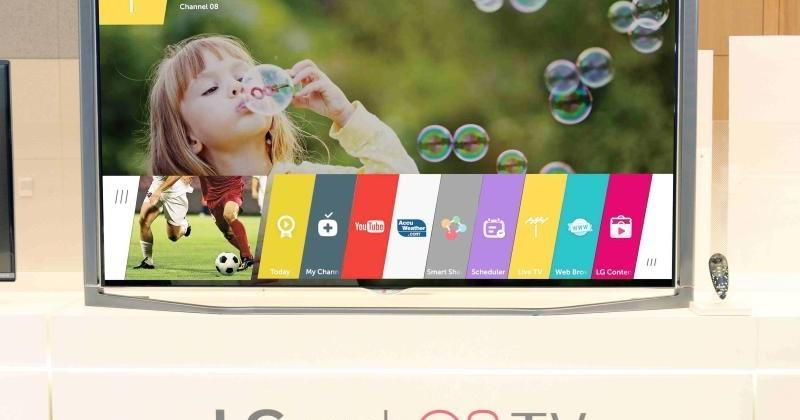 LG updates older smart TVs with webOS 2.0 features for free