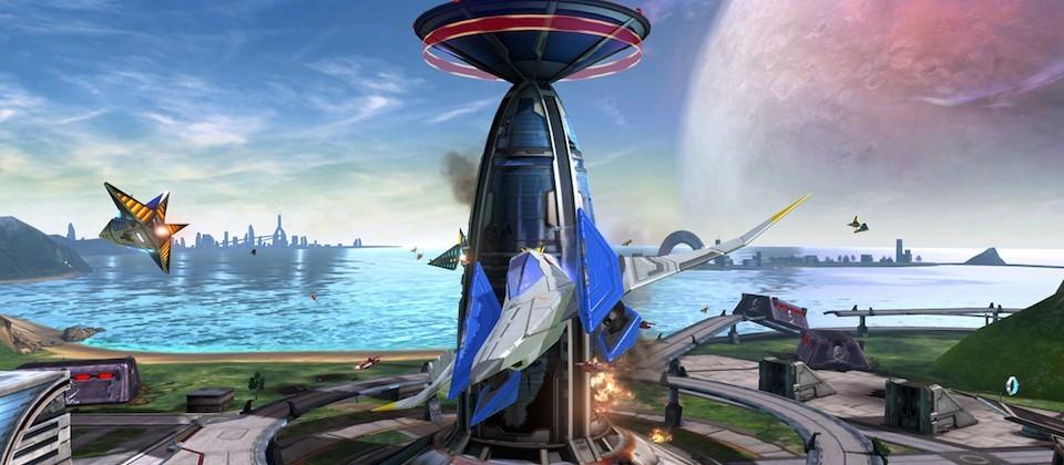 Star Fox Zero for Wii U delayed until 2016