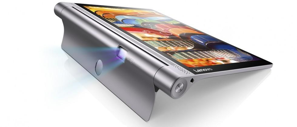 Lenovo Tablet 3 Series slates: integrated projector and more