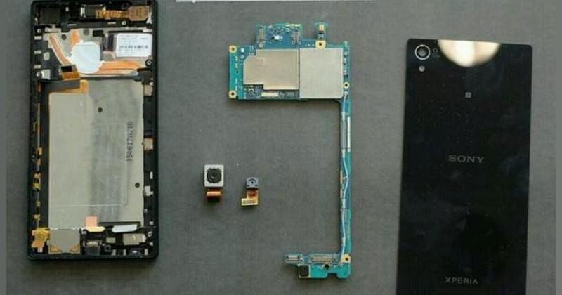 Sony Xperia Z5 using dual heat pipes to curb thermal woes