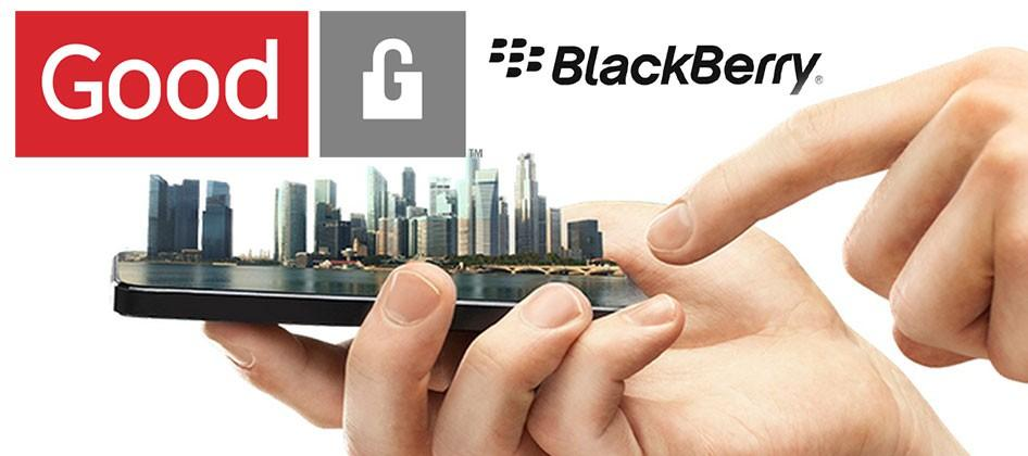 BlackBerry gets Good in $425m cross-platform play