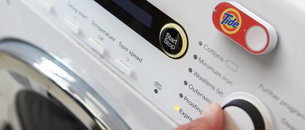 Amazon's Dash Button is free-after-push to all on Prime