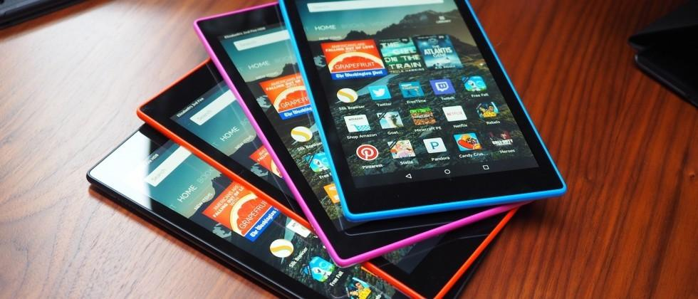 New Amazon Fire HD tablets put power and Prime first: Hands-on