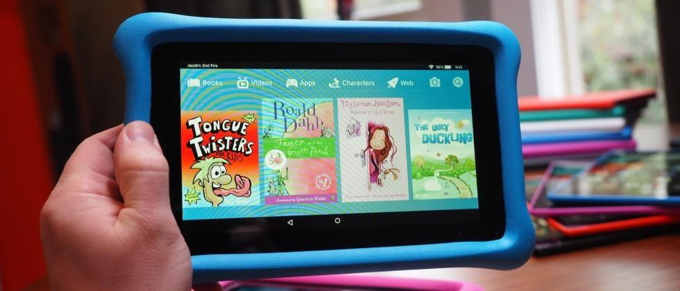 Amazon's new Fire tablet is just $50 (and there's a tough Kids Edition too)