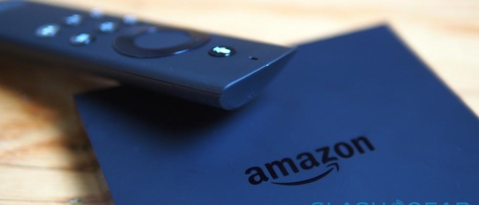 Amazon Fire TV looks set to get Echo's Alexa
