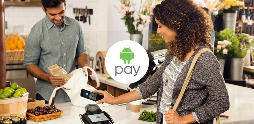Android Pay launches today: here's how to get it