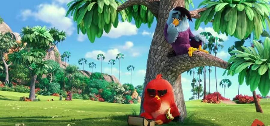 Official Angry Bird movie trailer debuts