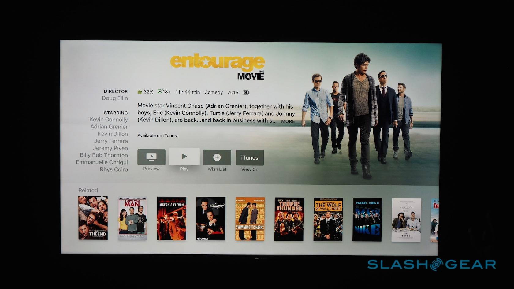 Apple TV hands-on – Siri goes to the movies - SlashGear