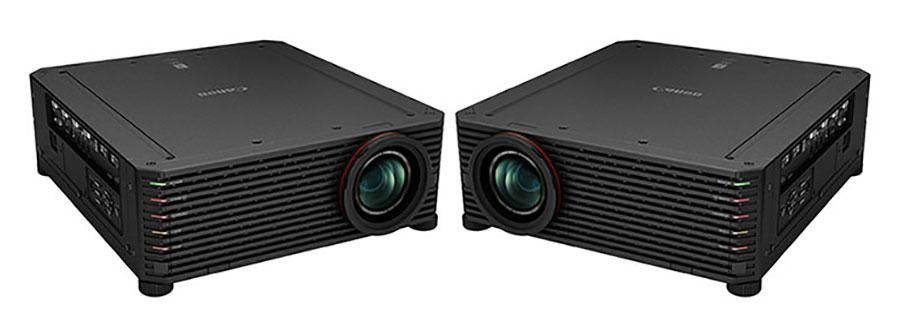 Canon 4K projector rocks 5,000 lumens with a compact size