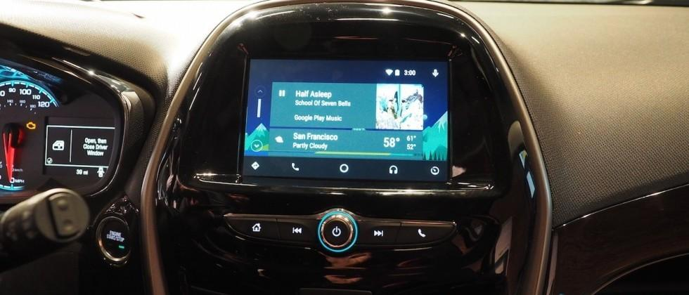Chevrolet Android Auto update for 8-inch MyLink starts March - SlashGear