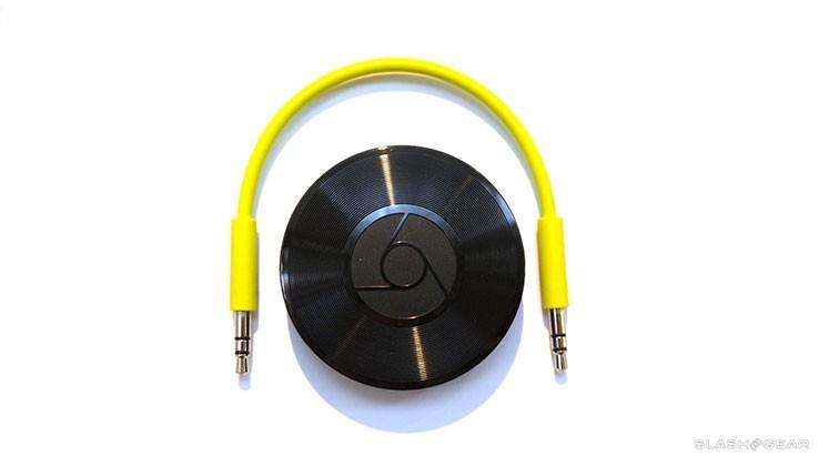 Chromecast Audio and Chromecast 2 hands-on: smart media double-down