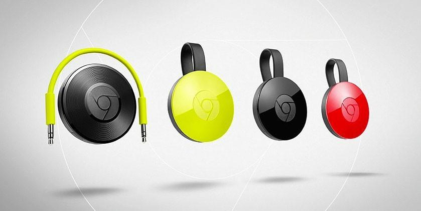 Chromecast 2 and Chromecast Audio revealed by Google: everything goes smart