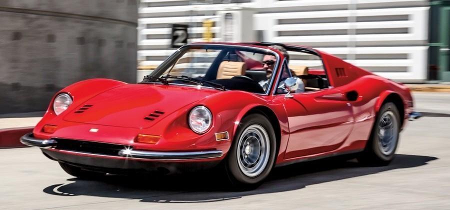 Ferrari Dino May Ride Again, CEO Wants a Smaller 6-Cylinder Car