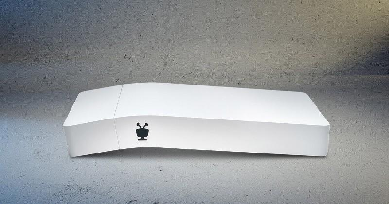 TiVO BOLT comes with 4K support and a stylish but weird box