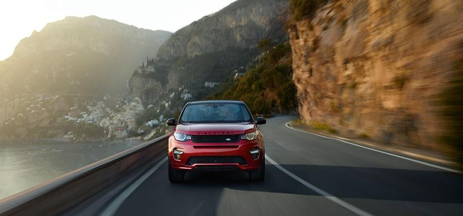 Discovery Sport Dynamic launches in Frankfurt