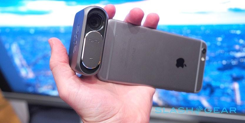 DxO ONE hands-on : iPhone add-on potential in full effect