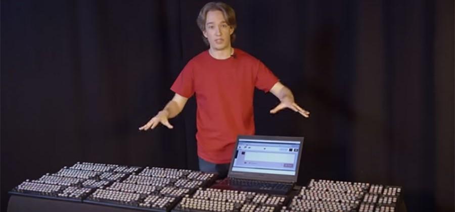 Emoji keyboard is actually 14 keyboards