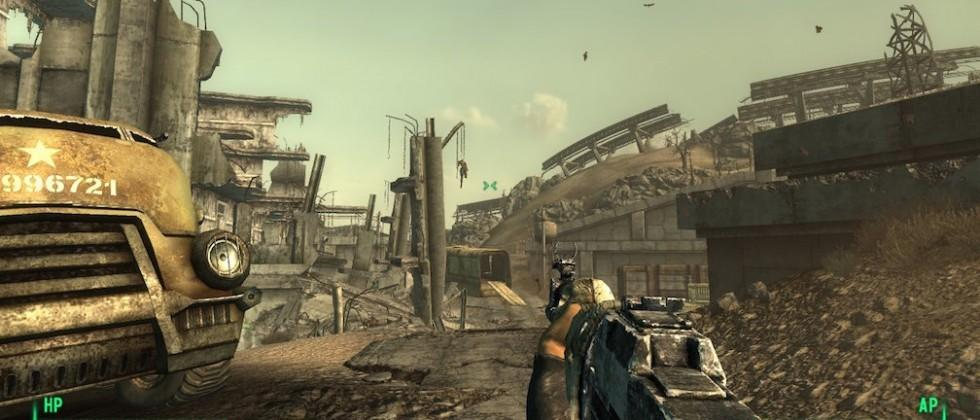 Fallout 3 is the latest Twitch community's collective play