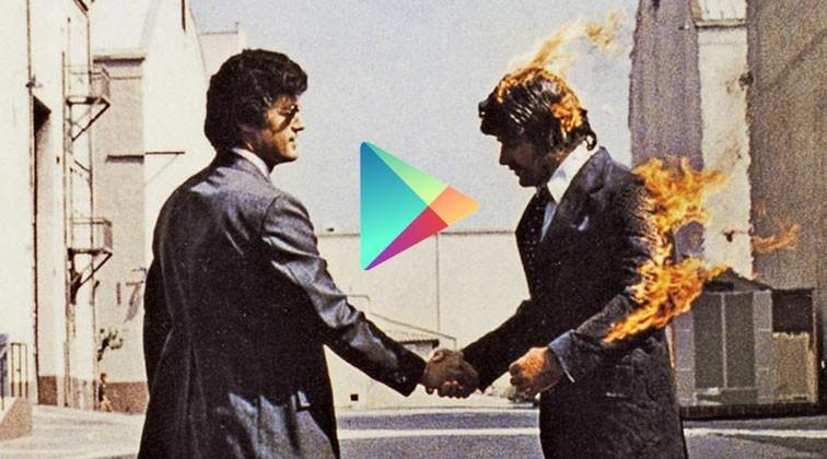 "Pink Floyd album goes free on Google Music: ""Wish You Were Here"""
