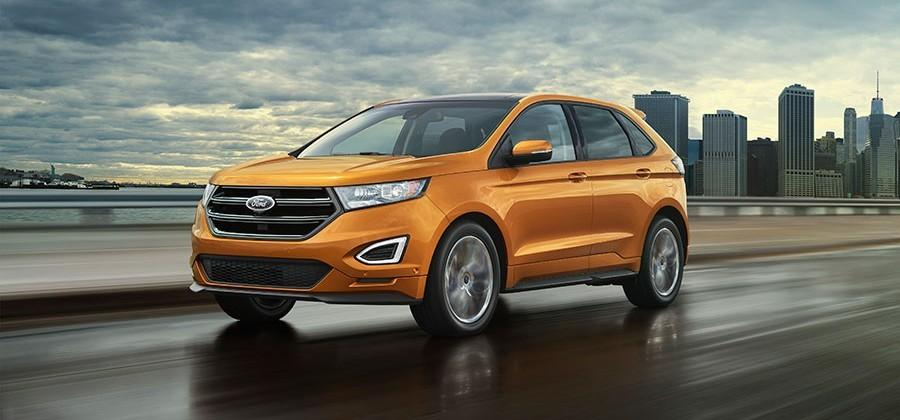 2016 Ford Edge to introduce adaptive steering