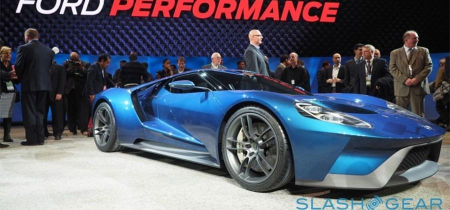 Ford GT may be limited to 100 units in the US