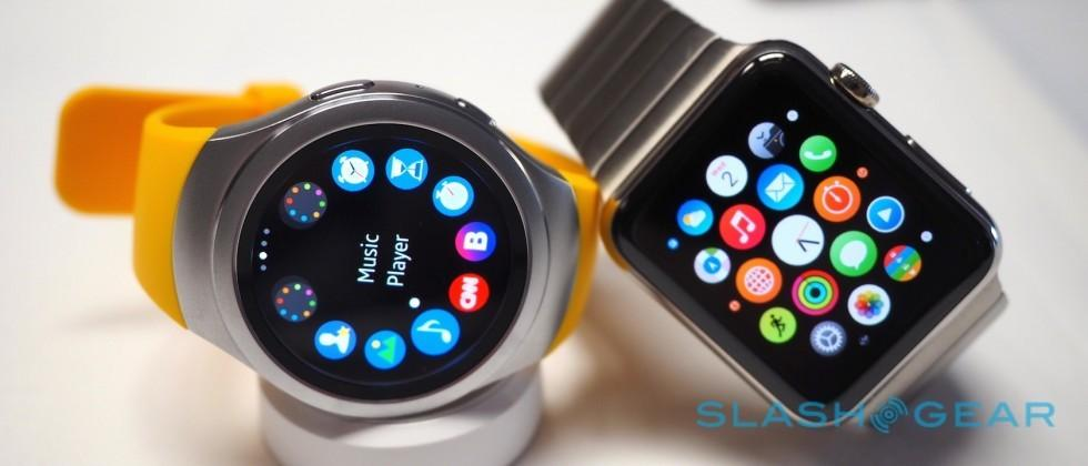 The Gear S2 vs Apple Watch showdown I really care about