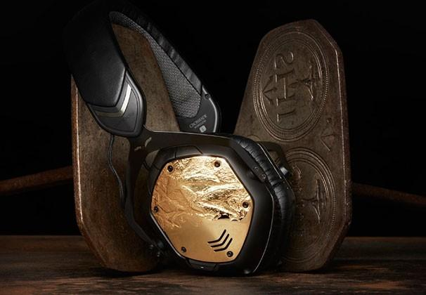 "V-MODA Crossfade headphones: wired and wireless ""virtually identical"""