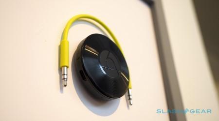 Google Chromecast and Chromecast Audio gallery