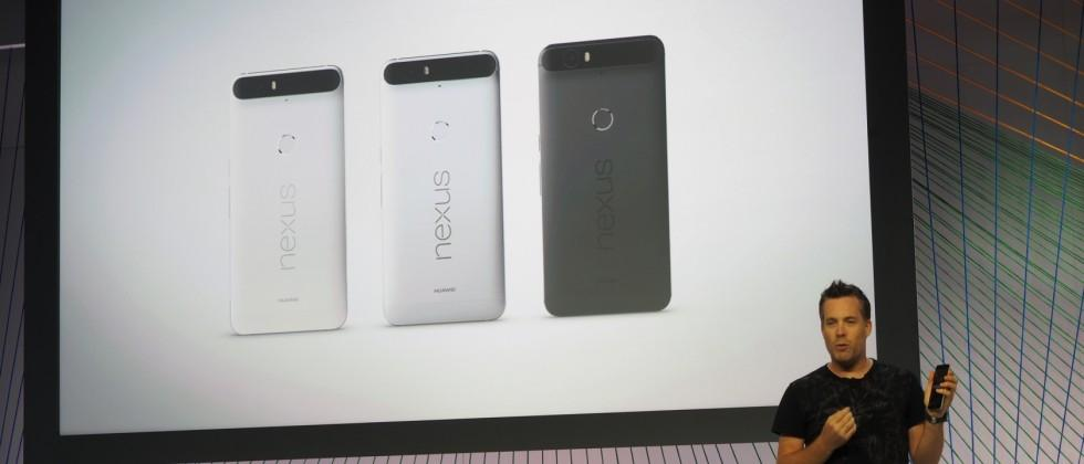 Nexus 6P detailed by Google: all metal photo master