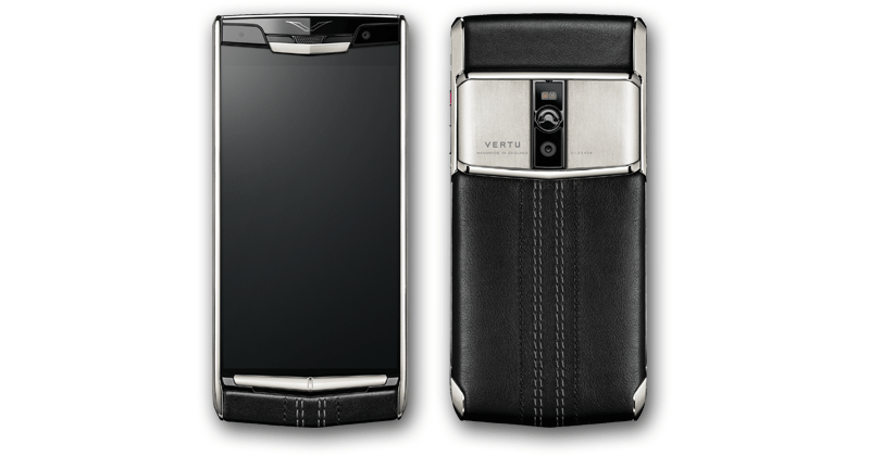 New Vertu Signature Touch puts specs on par with luxury