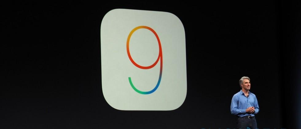 """iOS 9 """"app slicing"""" feature delayed due to iCloud bug"""