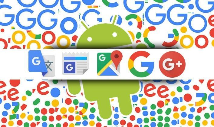 Google 2015 icons made available with new animations