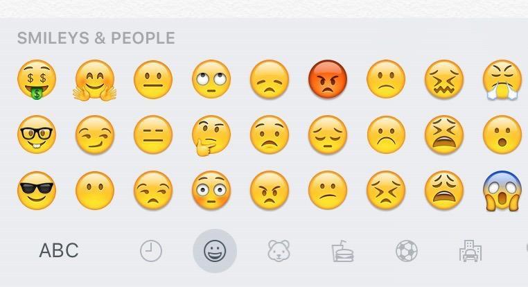 iOS 9.1 beta: new emoji for burrito, unicorn, middle finger