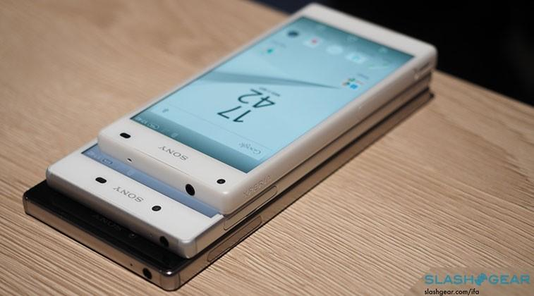 Sony Xperia Z5 and Z5 Compact hands-on