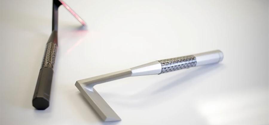 Skarp Laser Razor shaves your mug with freakin' laser beams