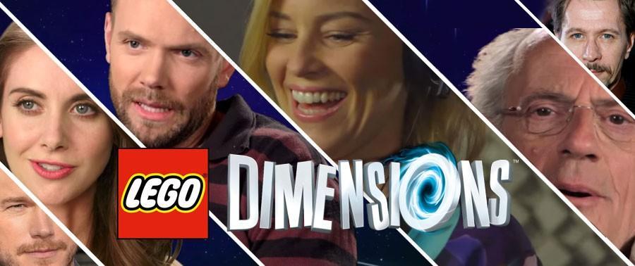 LEGO Dimensions game has Chris Pratt, Michael J Fox, Elizabeth Banks on board