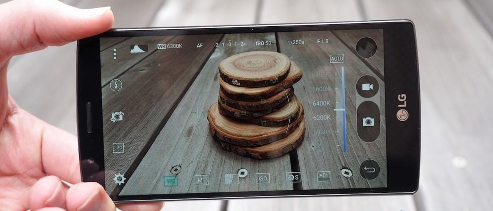 LG G4 is No. 2 in DxOMark's camera benchmarks