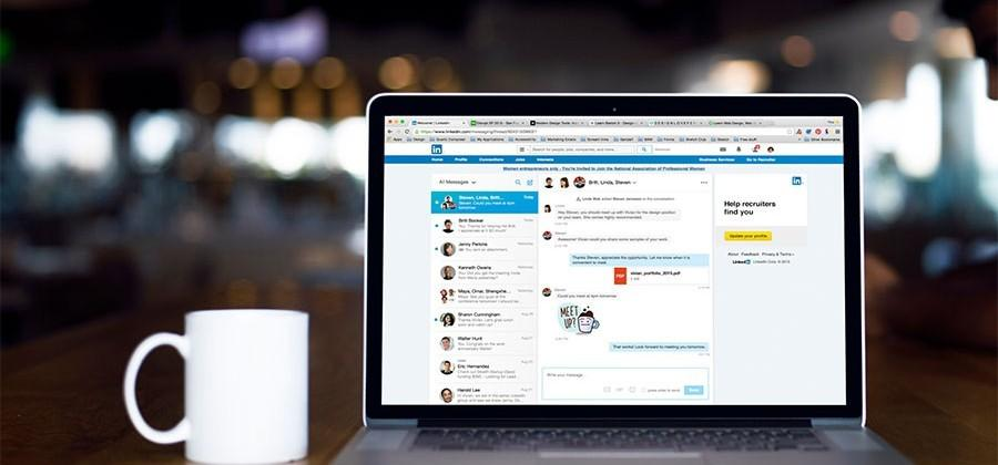 LinkedIn launches new messaging experience
