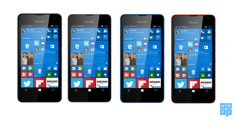 Entry-level Lumia 550 could have an iris scanner