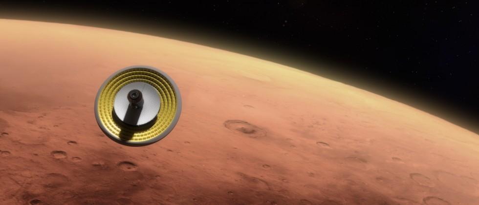 NASA wants student help to land astronauts on Mars
