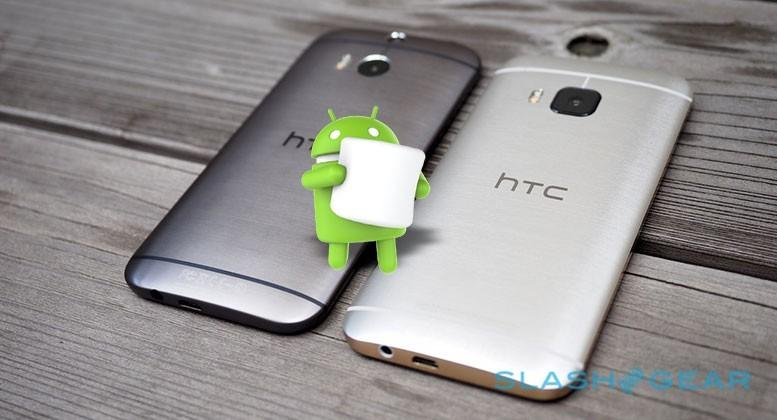 HTC One Marshmallow update coming to M9, M8, not M7