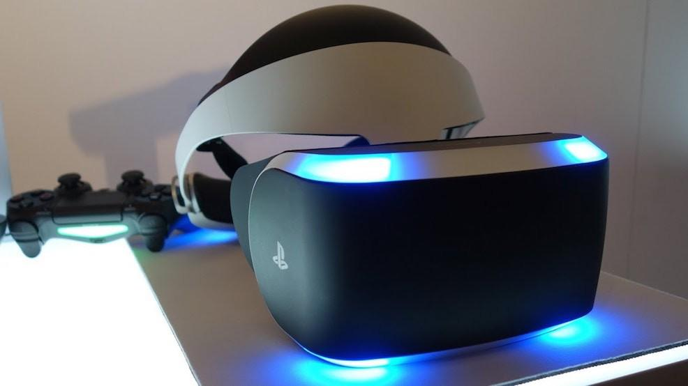 PlayStation VR: Sony's Project Morpheus gets official at Tokyo Game Show