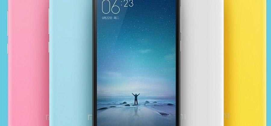 Xiaomi Mi 4C sports 5-inch display and Snapdragon 808 CPU