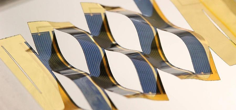 University of Michigan solar cells inspired by Japanese kirigami