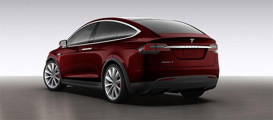 First-run Tesla Model X orders begin: colors, sizes, ludicrous speed