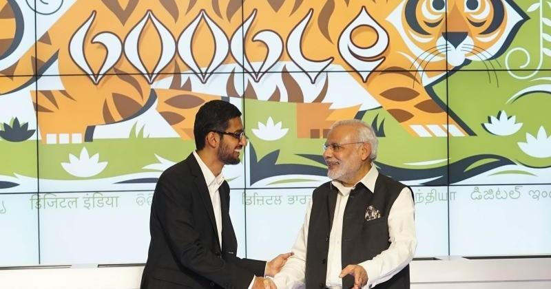 Google to connect Indians to the Internet via train stations