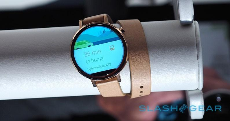 Moto 360 hands-on: 2nd gen, Men's and Women's
